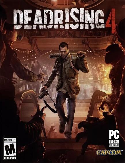 Dead Rising 4 Pc - Steam Key (envio Já)
