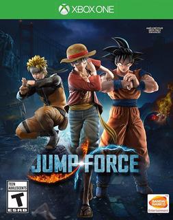 Jump Force Xbox One Nuevo