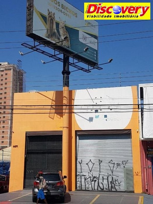 Salão Comercial Para Locação, Vila Galvão, Guarulhos. - Sl0045