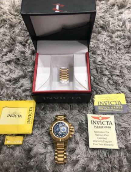 Relógio Invicta Original Com Caixa