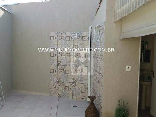 Imagem 1 de 18 de Casa Residencial À Venda, Jardim Zara, Ribeirão Preto - Ca0067. - Ca0067
