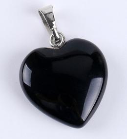 7d49017b94c8 Colgante Agata Negra Con Cadena Plata Protección Energías