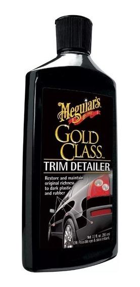 Meguiars Trim Detailer Restaurador Plastico Moldura Allshine