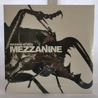 Massive Attack Mezzanine Vinilo Nuevo Y Sellado Musicovinyl