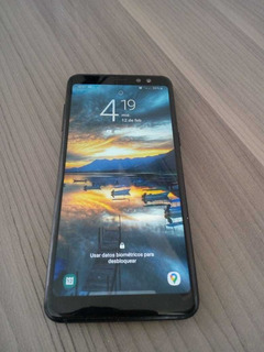 Celular Samsung Galaxy A8 2018