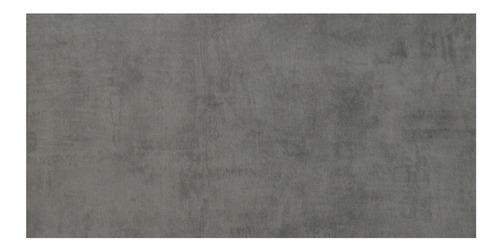 Porcelanato Tipo Cemento 30x60 Tono Gris