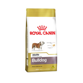 Ração Royal Canin Bulldog Inglês Para Cães Adultos - 12kg