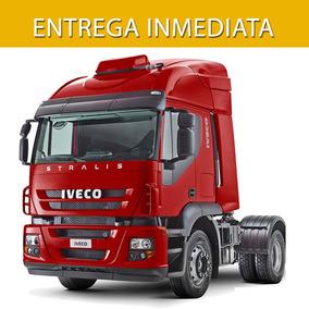 Iveco Stralis 490 Euro 3500 Por $320.400 Y Saldo En Cuotas