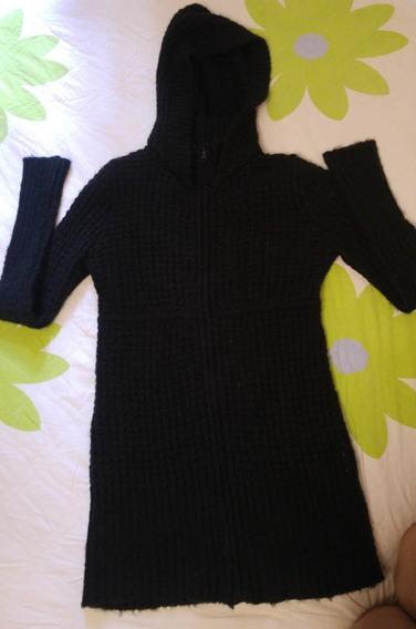 Casaco Sobretudo Suéter De Lã