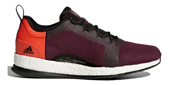 Tenis Atleticos Pure Boost X Tr 2 Mujer adidas Bb3288