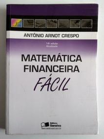 Livro Matemática Financeira Fácil, 14ed
