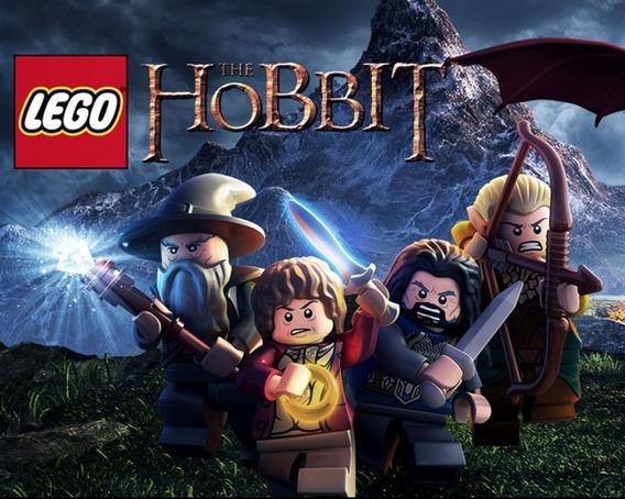 Steam Key Lego The Hobbit Português Código Jogo Envio Já