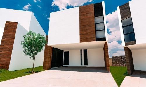 Casa Nueva En Venta En Privada Zibata Queretaro