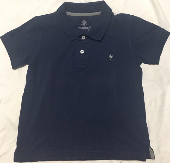 Camisa Polo Infantil Masculino Fuzarka 4
