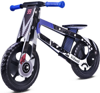 Bicicleta Para Niños En Madera - Chivita Diseño Engranajes