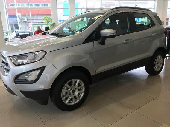Ford Ecosport 1.5 Se Automática 0km 2020 Mejor Precio As1