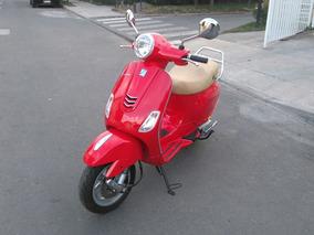 Moto Vespa Vxl 125