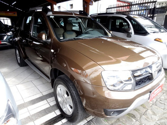Renault Duster 2.0 16v Dynamique Hi-flex Aut. 5p Top Couro