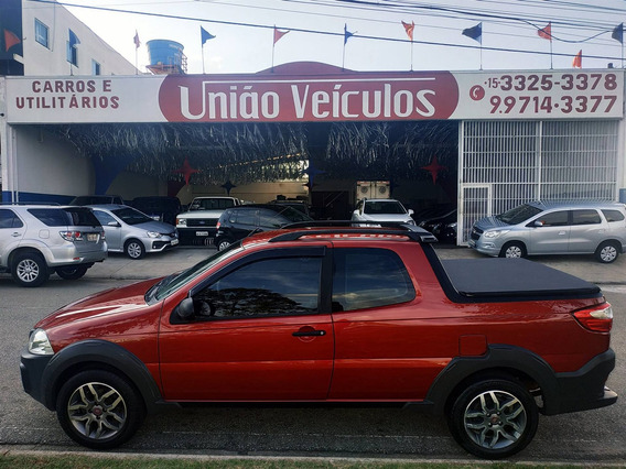 Fiat Strada 1.4 Working Cd Flex