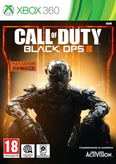 Call Of Duty Black Ops 3 Juego Xbox 360