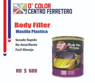 Body Filler Premium