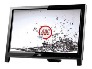 Monitor Aoc 19.5 Pulgadas Tactil