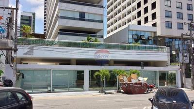 Apartamento De Luxo Na Av. Beira Mar Com Vista Magnifica - Ap0003