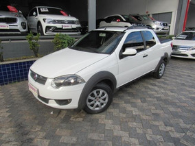 Fiat Strada 1.6 Mpi Trekking Cd 16v Flex 3p Manual 2016