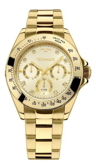 Relógio Technos Feminino Ladies 6p29ait/4x