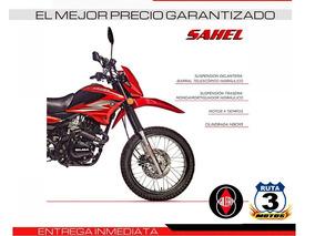 Moto Gilera Sahel 150 0km