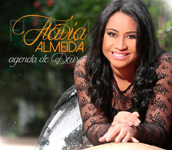 Cd Flávia Almeida - Agenda De Deus