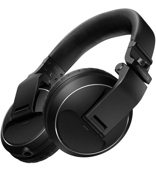 Headphone Pioneer Dj Hdj X5 Black - Importador Oficial
