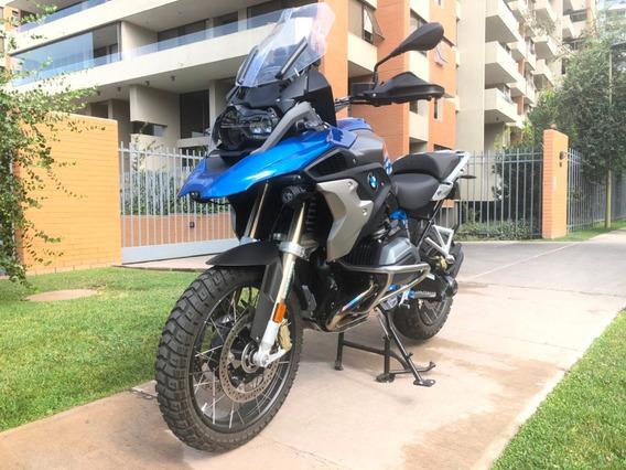 Único Dueño Vende Moto Bmw R1200 Rallye Pro