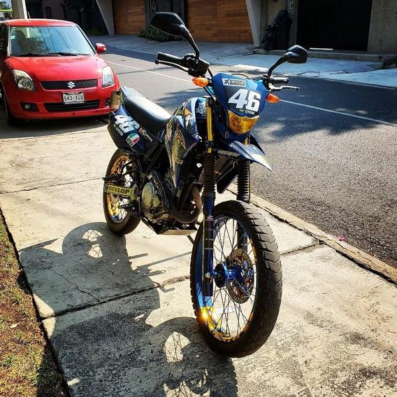 Moto Yamaha Xtz 250 Lander 2010