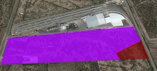 Imagen 1 de 5 de Terreno Industrial En Venta En Salinas Victoria