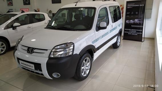 Peugeot Partner Patagónica 1.6 Hdi Vtc Plus 92 2020