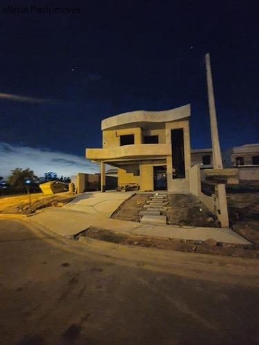 Casa A Venda No Condomínio Reserva Ermida - Jundiaí/sp. Fica Pronta Em Março/2021. - Ca03940 - 69284579