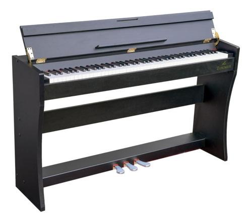 Piano Digital Zimmer Zim-2000-blk