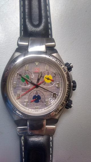 Relogio Senna Orig 1994 Universal Geneve