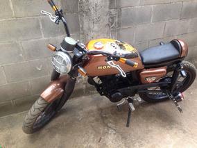 Honda Cg 125 Ano 88.