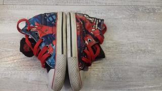 Zapatillas Infantiles De Spiderman