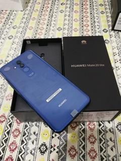 Celular Libre Huawei Mate 20 Lite 64 Gb+estuche+vidrio5d.