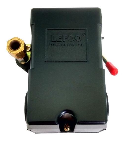 Pressostato Automático Compressor Lefoo 80/125 - 1 Via