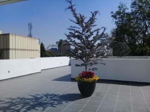 Depto En Venta Con Roof Garden Privado Col. San Juan 5 Min A Mixcoac, Benito Juarez