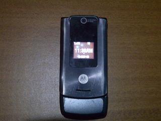 Cel. Motorola W510 Para Personal