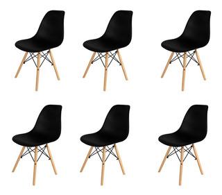 Sillas Eames X6 De Comedor Living Nordicas Modernas Homekong