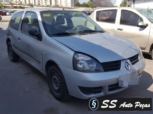 Sucata Renault Clio 2011  - Somente Retirar Peças