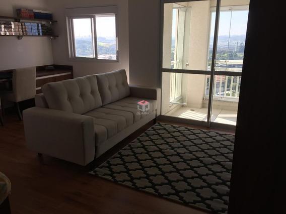 Apartamento À Venda, 1 Vaga, Homero Thon - Santo André/sp - 81703