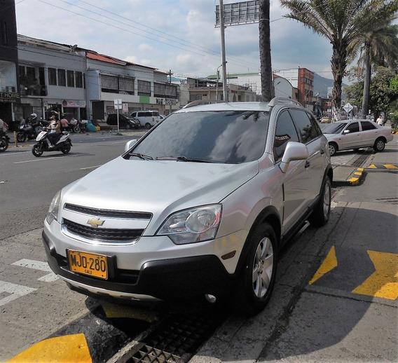 Chevrolet Captiva Sport 2.4 Cc Automatica 2012