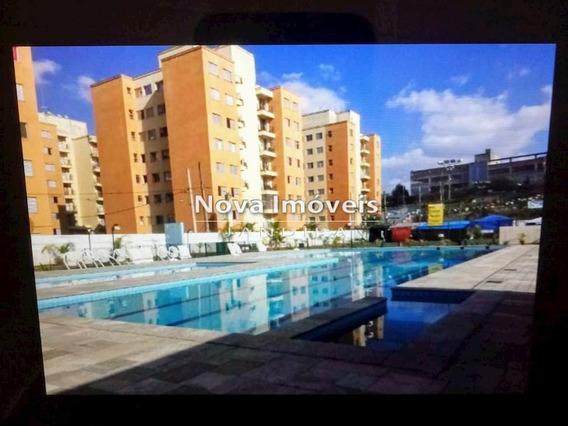 Vende-se Apartamento Em Jandira - 1059